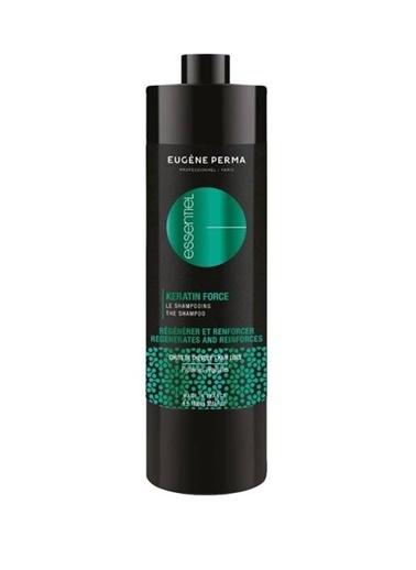 Eugene Perma Eugene Perma Essentiel Keratin Force Dökülme Önleyici Şampuan 1000 Ml Renksiz